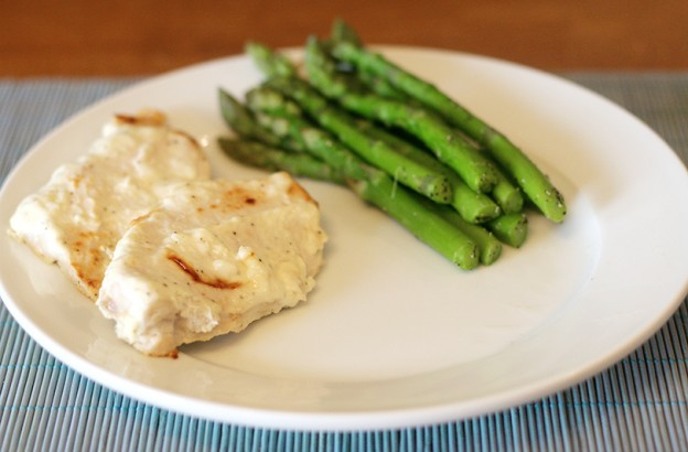 Parmesan-Greek Yogurt Chicken - Clean, High Protein
